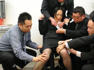 Ai Mizushima satiates all her horny fucking partners