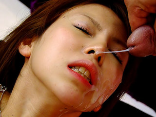 Rino Asuka gets drilled against evil spirits