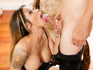 Nadia Styles needs to suck a cock to..