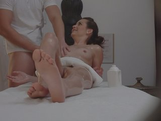 First Hidden Cam in Real Massage Salon